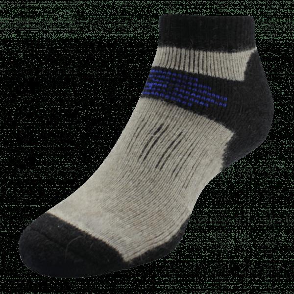possum merino wool ankle sock