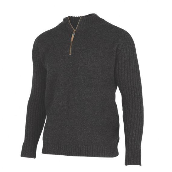 MKM mens possum merino wool sweater